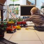 un autre train magique, celui là il faut etre grand !