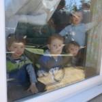 les places le nez collé à la vitre sont chers !